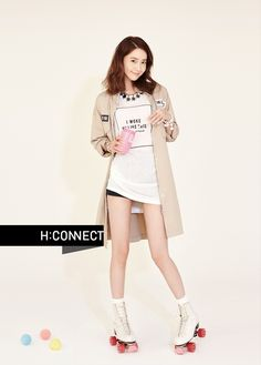 少女時代 ユナ、細すぎるカモシカ脚に視線集中…グラビアで見せたレトロポップスタイル - ENTERTAINMENT - 韓流・韓国芸能ニュースはKstyle
