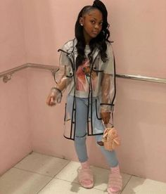 Pin by Laura Raya on Cute outfits for teens Cute Swag Outfits, Dope Outfits, Trendy Outfits, Fall Outfits, Black Girl Fashion, Teen Fashion, Fashion Outfits, Cheap Fashion, Fashion 2018