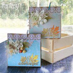 FANTASY: Сумочки для сладких подарков