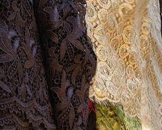 Beautiful lace at Britex Fabrics - csews.com