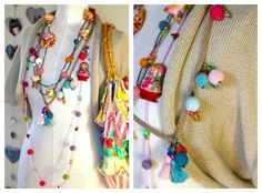 jewellery Bucket Bag, Jewellery, Knitting, Blog, Accessories, Fashion, Moda, Jewels, Tricot