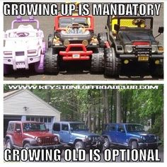 """@christy_marie93: Isn't that the truth #JeepLife pic.twitter.com/dzQKi9kO57"" my life motto #jeepedin"
