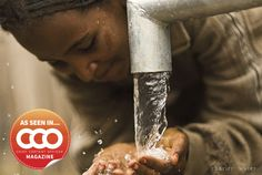 nonprofits and content marketing: a case study with Charity: Water