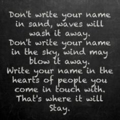 Write in hearts...an interesting writing prompt! ;)