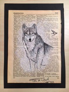 Art for wolves Nr 3