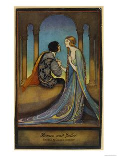 romeo and juliet :) reminds me of the prologue I had to memorize as a freshmand :P