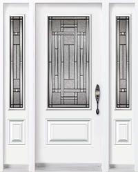 Front door system