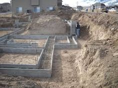 Resultado de imagen de concrete foundation forms