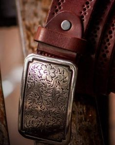 Belt Buckle Metal 24x16.5 Belts Photography Poster Leather