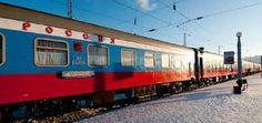 Ride the Trans-Siberian Express across Europe.