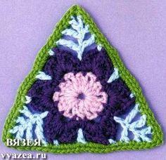 Crochet Motifs + Diagrams