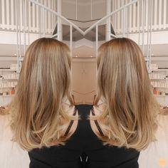 soft natural warm blonde