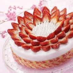 strawberry cake - Yahoo Image Search results