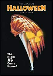 Halloween Directed by John Carpenter. Starring Donald Pleasence, Jamie Lee Curtis, and Tony Moran. Top 10 Halloween Movies, Halloween Dvd, Halloween Horror, Halloween Night, Halloween Poster, Halloween Halloween, Holiday Movies, Holidays Halloween, Holiday Gifts