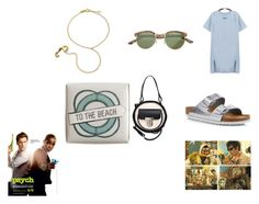 """""""Empathy"""" by nadaanja ❤ liked on Polyvore featuring Birkenstock, Alisa Smirnova, Bling Jewelry and Izola"""