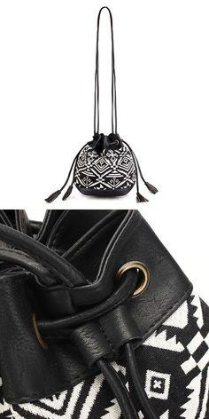 Women tassel crossbody bag vintage bucket bag a cross body bag #crossbody #bags #medium #crossbody #bags #neiman #marcus #crossbody #bags #nordstrom #crossbody #bags #top #10
