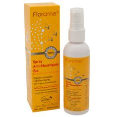 Florame Mosquito Repellent Spray
