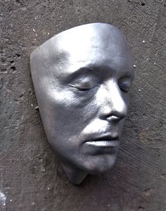 Get your very own David Bowie life mask | Dangerous Minds
