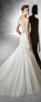 Pronovias Bridal..www.ninefrogs.com
