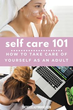 Self Care is not negotiable! You really need to take a few minutes from the craziness of the world and ground yourself. If not, you'll find that life will find a way to force you to slow down. Here are my tips for how to take care of yourself as an adult and make sure you recharge! #selfcareroutine #selfcaresunday #selfcaretips #selfcarechecklist Boss Lady, Girl Boss, Fitness Goals, Fitness Motivation, Self Care Routine, Total Body, Take Care Of Yourself, Relationship Advice, Women Empowerment