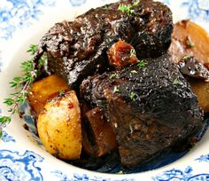 Short Ribs Recipe Oven | Soy sauce (Recipe: oven-braised beef short ribs) - The Perfect Pantry ...
