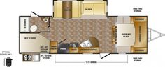 Crossroads RV Sunset Trail ST270BH. This is the one! Great quality, perfect floorplan.