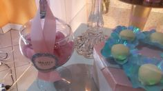 Festa 15 anos #aoestilodabia #Tiffanyerealeza #rosaeazul