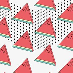 Emma Braham is a freelance Graphic Designer/ Art Director/ Photographer/ Anything Creative-er Freelance Graphic Design, Art Director, Vector Art, Watermelon, Seeds, Fruit, Creative, Pattern, Patterns