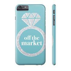 Off the Market Wedding Phone Case