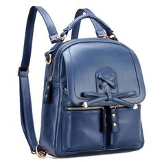 New Original Bow College Multifunction Backpack on Luulla