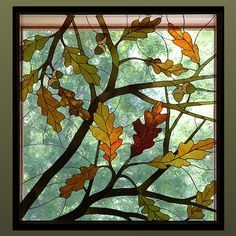 sunflower stained glass pattern - Google Search