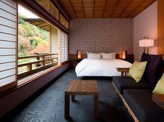 Hoshinoya Hotel, Kyoto, Japan - Condé Nast Traveler