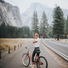 Long bike rides out in the country are so peaceful. Adventure Awaits, Adventure Travel, Adventure Quotes, Fitz Huxley, Foto Fashion, Foto Instagram, To Infinity And Beyond, Wanderlust, California Travel