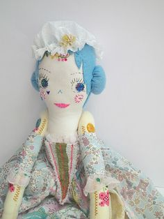 Image of 55cm fantine doll MADE TO ORDER