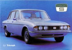 Triumph 2000, Triumph Motor, Pretty Cars, Nice Cars, Car Museum, Car Posters, Love Car, Commercial Vehicle, Coventry
