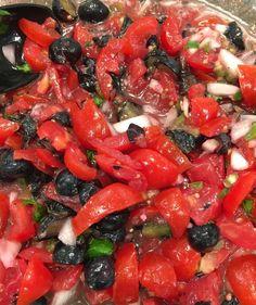 Blueberry Salsa So tasty, refreshing & sweet!