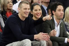"""""""Newsroom"""" actress Olivia Munn and Joel Kinnaman ended their two-year relationship in late April. Reports claim the breakup """"had to do with distance"""" as """"he's back filming in Toronto and she's now in L.A. for good."""" 05/2014"""