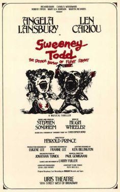 23 All Things Sweeney Todd Ideas Sweeney Todd Fleet Street Tim Burton