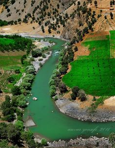 Kurdistan, land of beautiful and courageous people