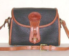 Vintage Dooney and Burke All Weather  Essex bag  by FeliceSereno, $35.00
