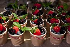 Pique Nique fruits