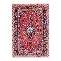 Teppich persischer Keschan - Rot - 200cm x 300cm