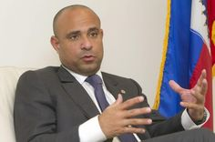 Breaking News: Former Prime Minister Laurent Lamothe, candidate to the Haitian presidency