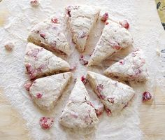 these fresh whole wheat strawberry scones can be whipped up, baked and melting in your mouth in 30 minutes.