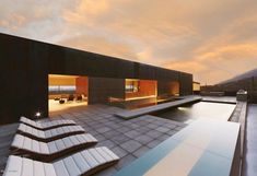 Awesomely Austere Tucson Mansion, Designed by Rick Joy - House of the Day - Curbed National