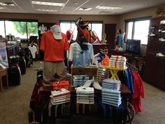Butterfield Trail Golf Club Nee arrivals in the golf shop