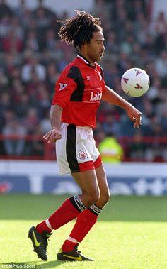 Jason Lee of Nottingham Forest