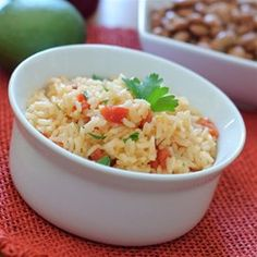 """Mexican Rice III 