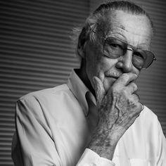 Stan Lee would be 94 year old Kaleb Sheridan