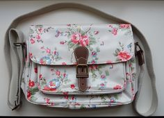 Portobello Pearls: Fashion   C'est Amour: Cath Kidston Mini Summer Blossom Saddle Bag